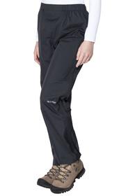 Paclite Berghaus Femme Short long noir Pantalon nOwqdwf0x